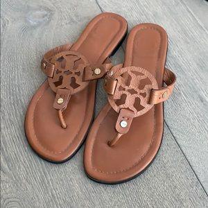 Tory Burch Tan Sandals, size 8